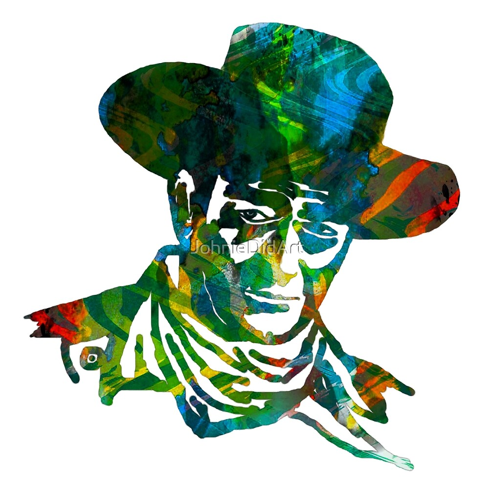 Color-me Cowboy by JohnieDidArt