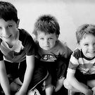 The boys by HeidiD