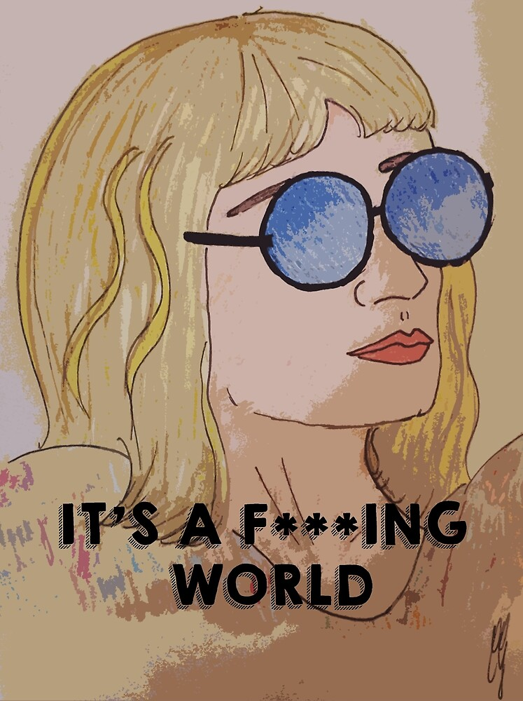 fan art- the end of the fu…. world <3  by GCOMICS