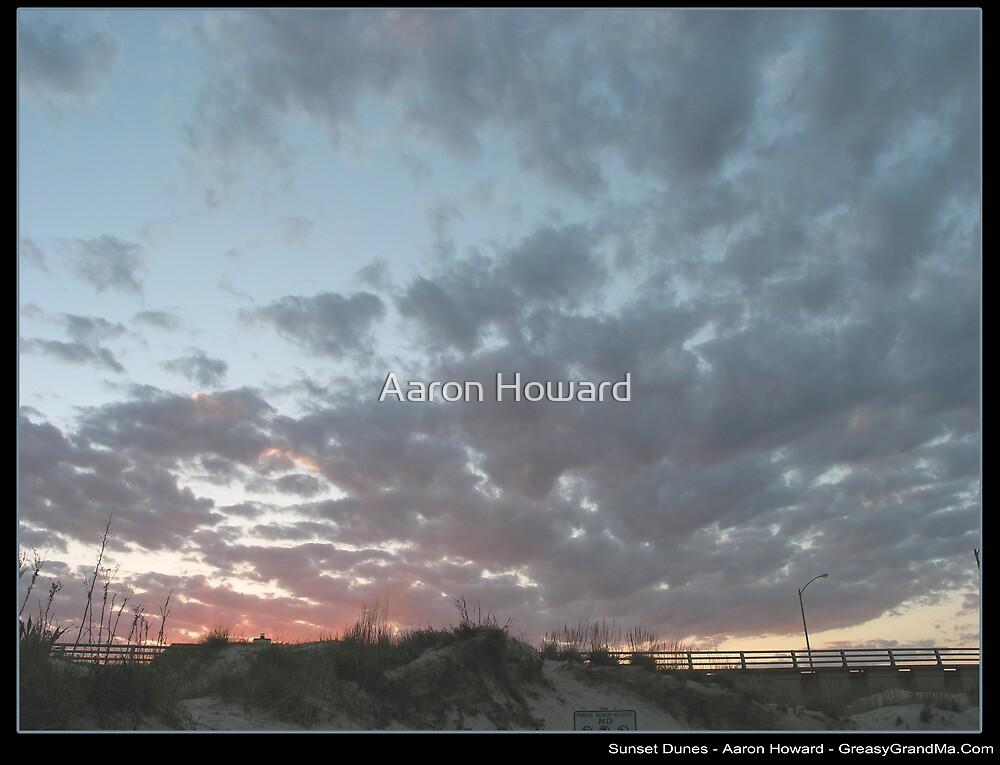 Sunset Dunes by GreasyGrandma