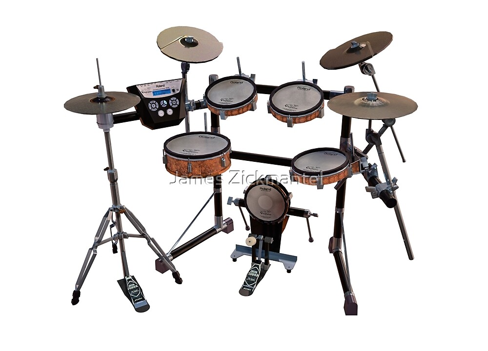 Rynth Drum Kit (CG) by James Zickmantel