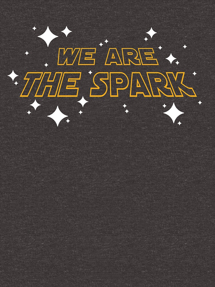 We Are The Spark by thunderquack