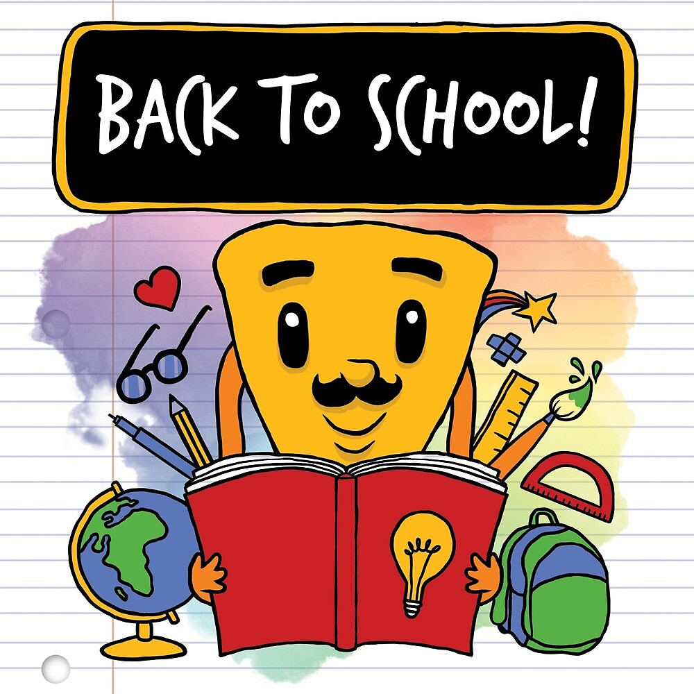 Charlie Cheese Back To School by charliecheese