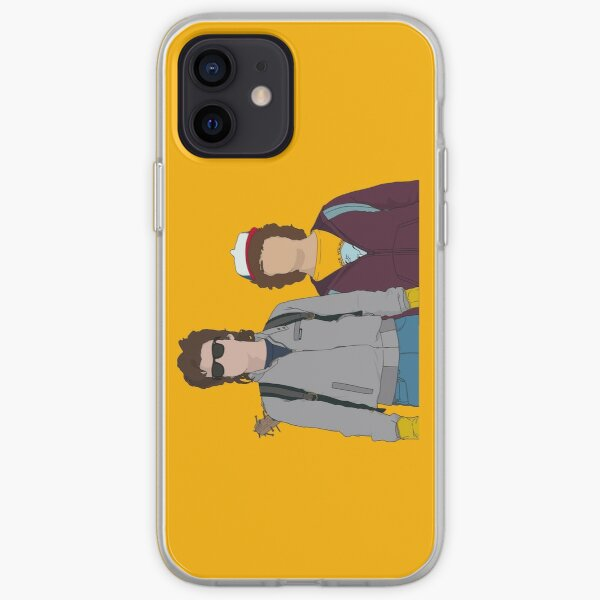 Dustin and Steve Design  iPhone Soft Case