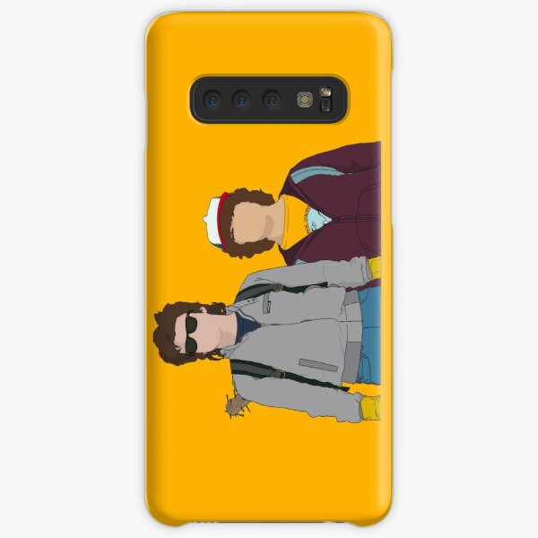 Dustin and Steve Design  Samsung Galaxy Snap Case