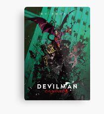 Devilman Crybaby Metal Print