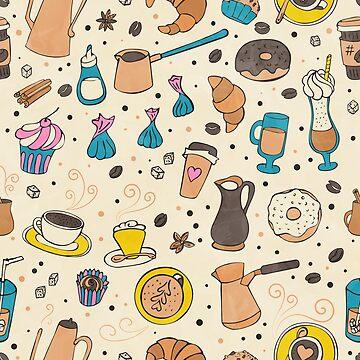 Coffee dessert by 1123233212