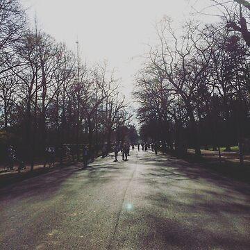 Sunny Walk by BlindEyeSociety