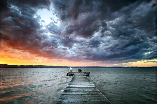 Majestic Sky by Annette Blattman