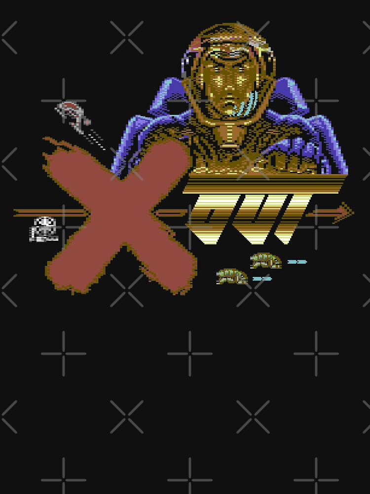 Gaming [C64] - X-Out by ccorkin