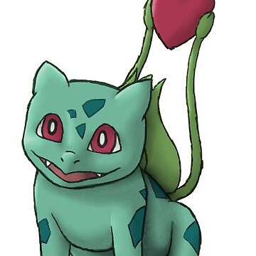 bulba love by allycatblu