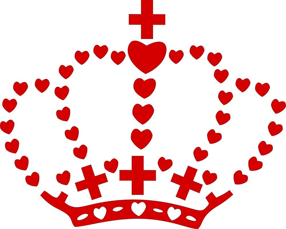 Queen of Hearts by gurukhel