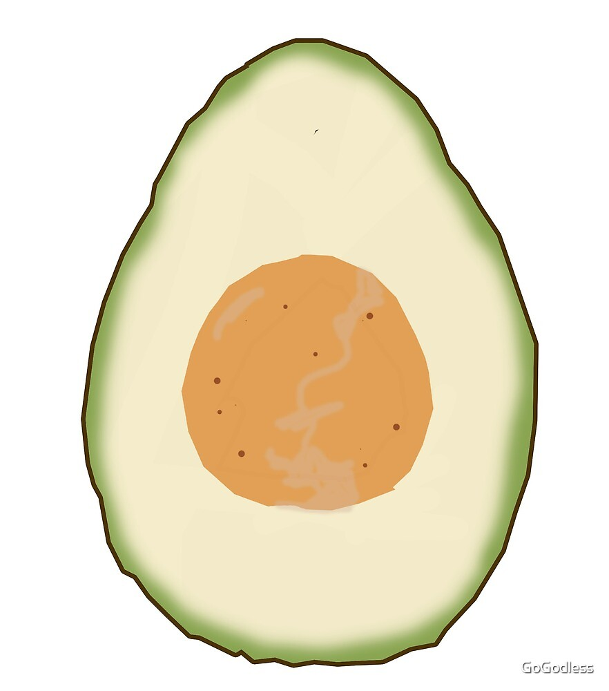 Avocado by GoGodless