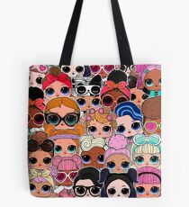 L.O.L. Surprise Confetti Pop Tote Bag