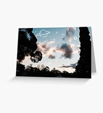Unseen images  Greeting Card