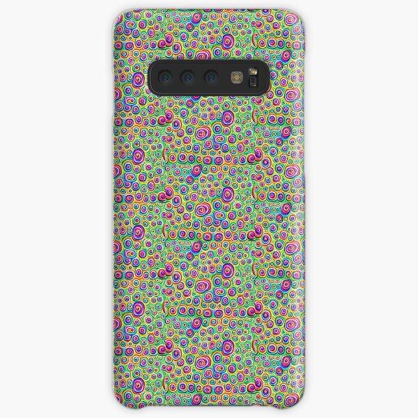 Psychedelic Samsung Galaxy Snap Case