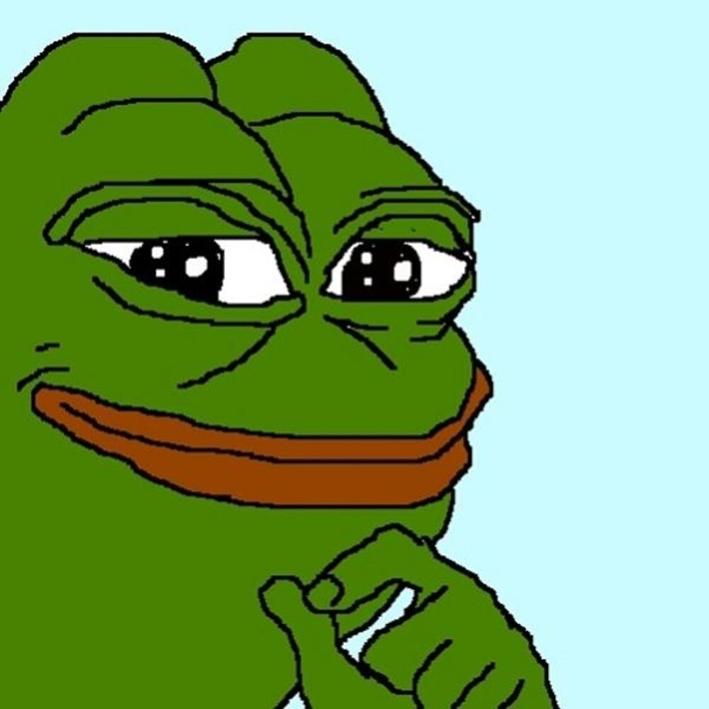 Pepe the frog by fresh memes