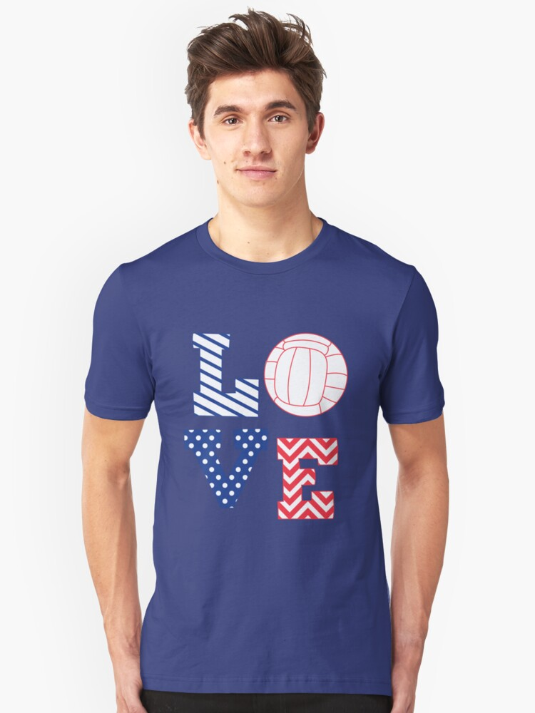 volleyball Unisex T-Shirt Front