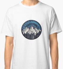 Mountain Mandala Classic T-Shirt
