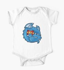 Dragonchain DRGN Crypto CryptoCurrency One Piece - Short Sleeve