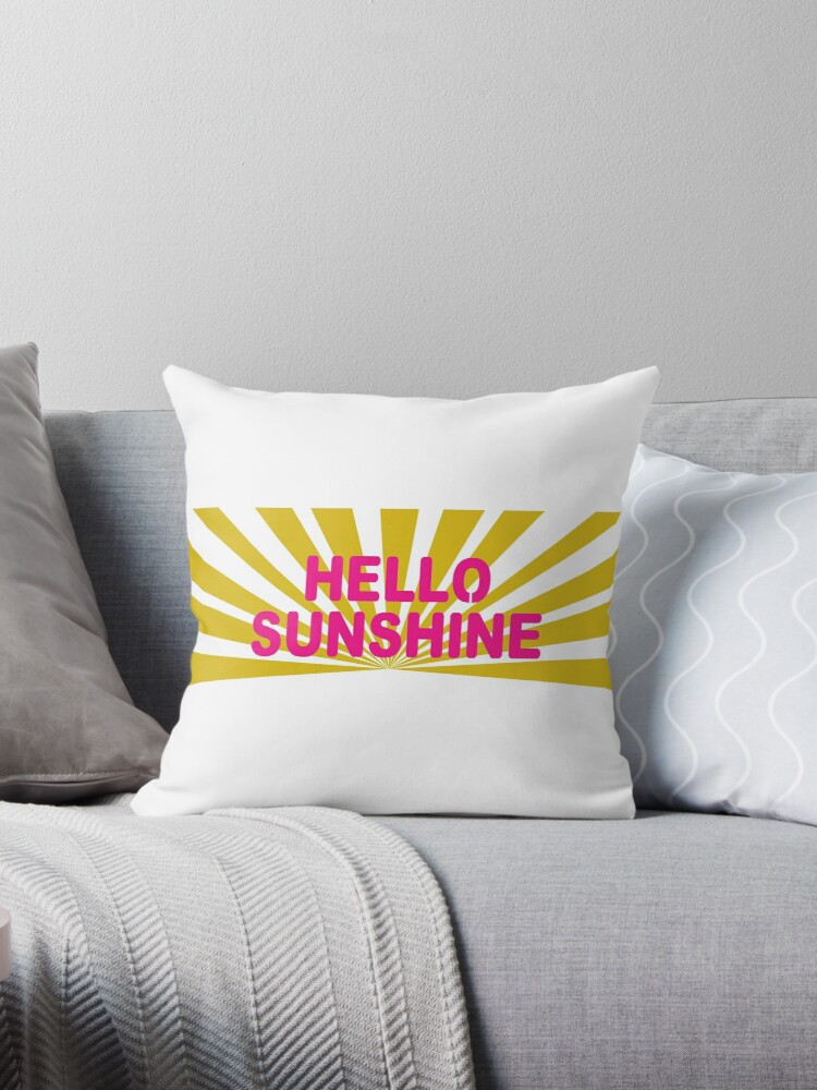 Hello Sunshine by mintabstraction