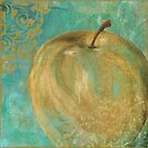 Aqua Fruit Apple by mindydidit