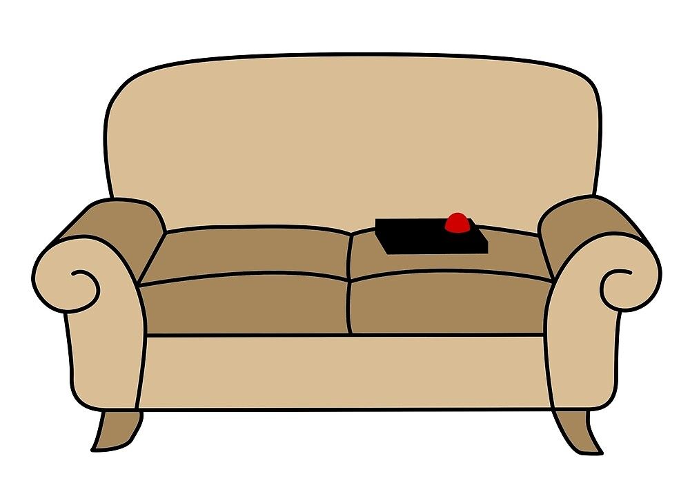 Couch by Tomás Antunes
