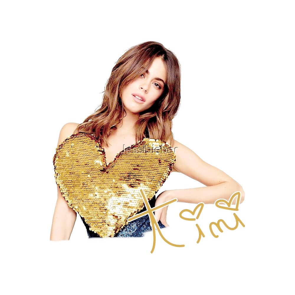 Tini Stoessel by Jessibieber