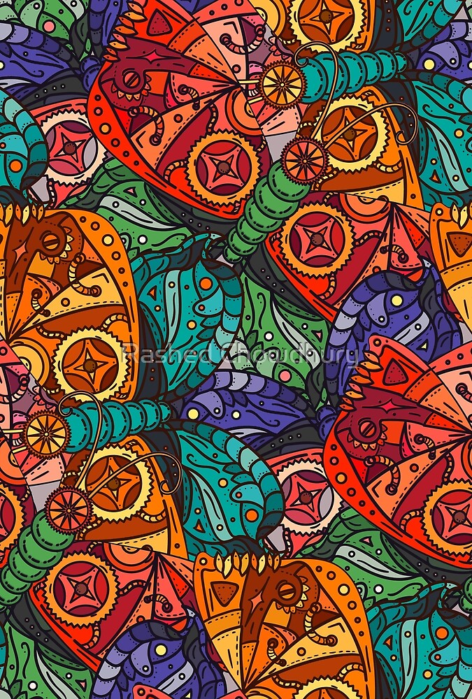 butterfly effect by Rashed Chowdhury