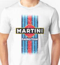 Martini Racing Retro Slim Fit T-Shirt