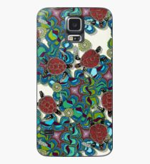 turtle reef Case/Skin for Samsung Galaxy