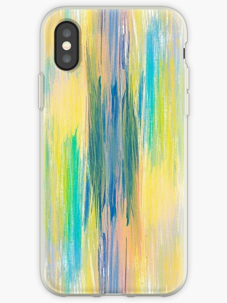 rainbow paint strokes by phatphinx