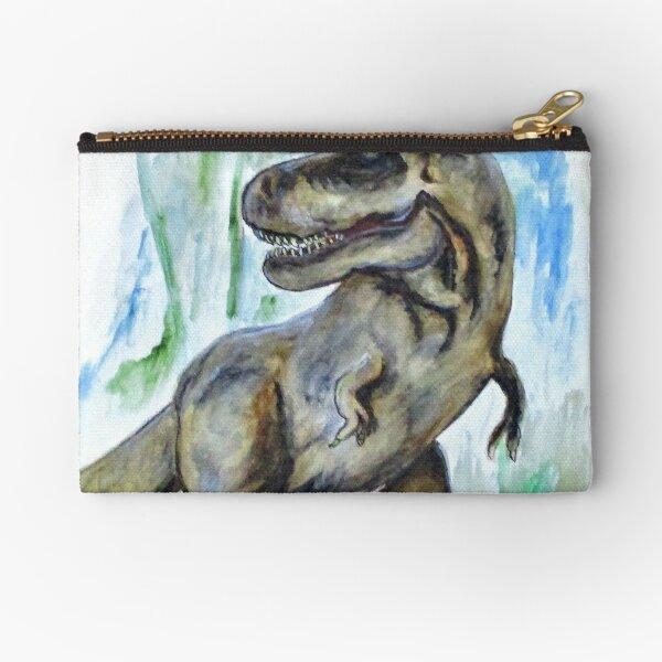 Salvatori Dinosaur Zipper Pouch