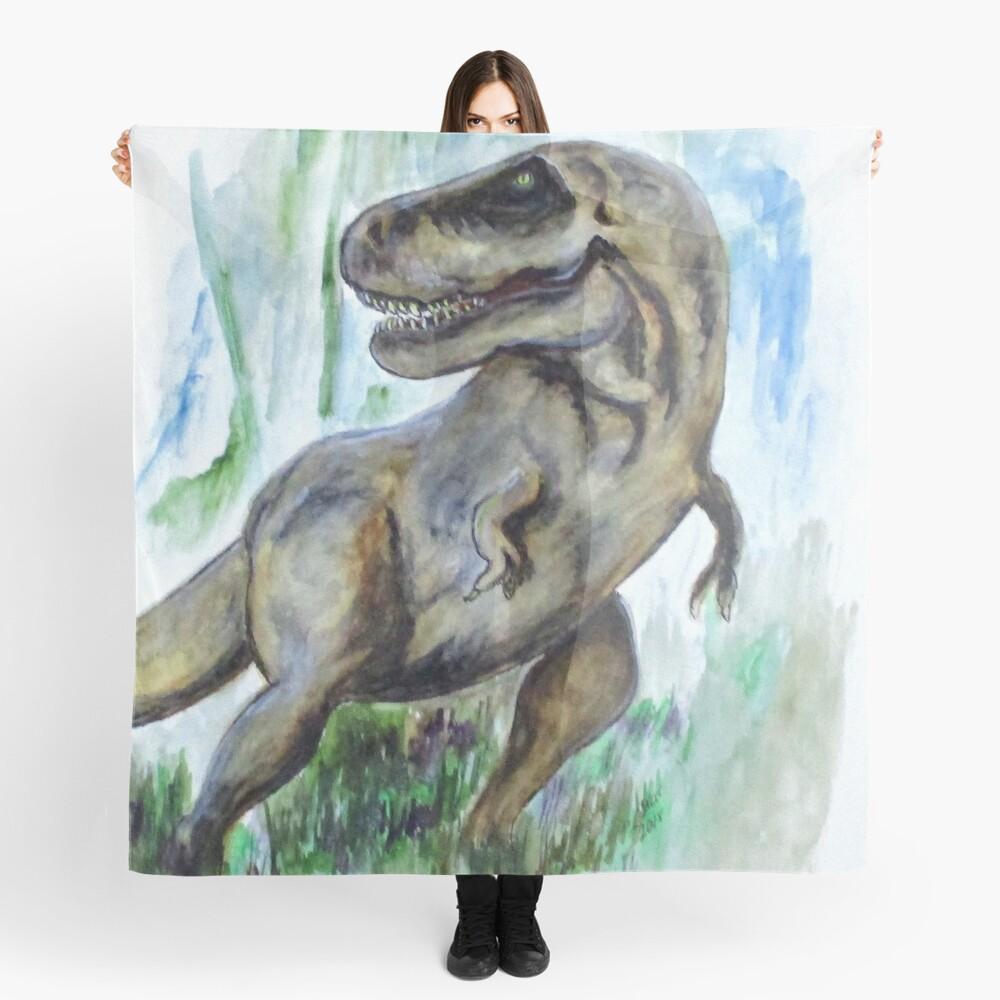Salvatori Dinosaur Scarf