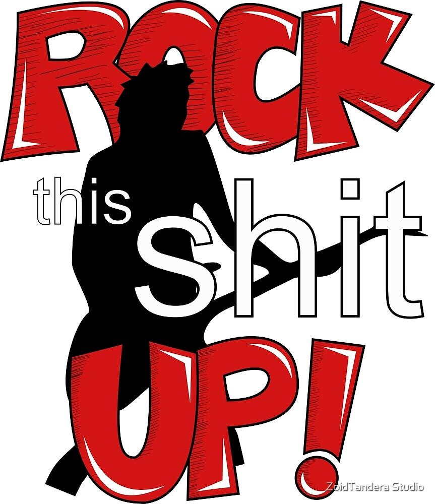Rock n roll by ZoidTandera by ZoidTandera Studio