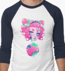 Rotten Fruit Girls! - Strawberry Men's Baseball ¾ T-Shirt
