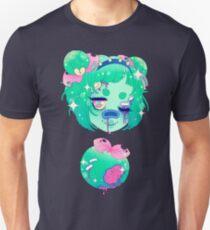 Rotten Fruit Girls! - Apple Unisex T-Shirt