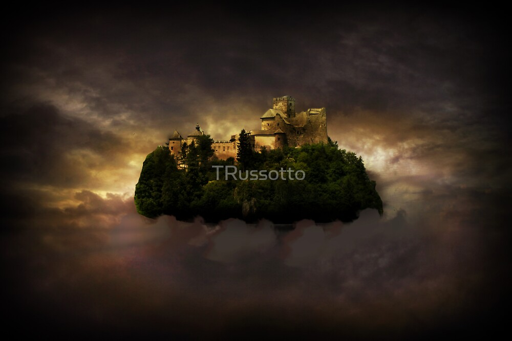 Castle In The Sky by TRussotto