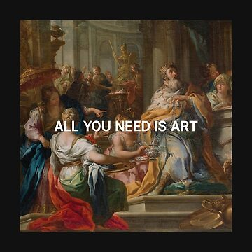 ALL YOU NEED IS ART, TO BE REALLY FREE by 72-CULTURE