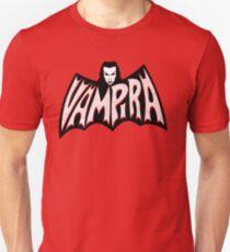 vampira in a bat shape Unisex T-Shirt