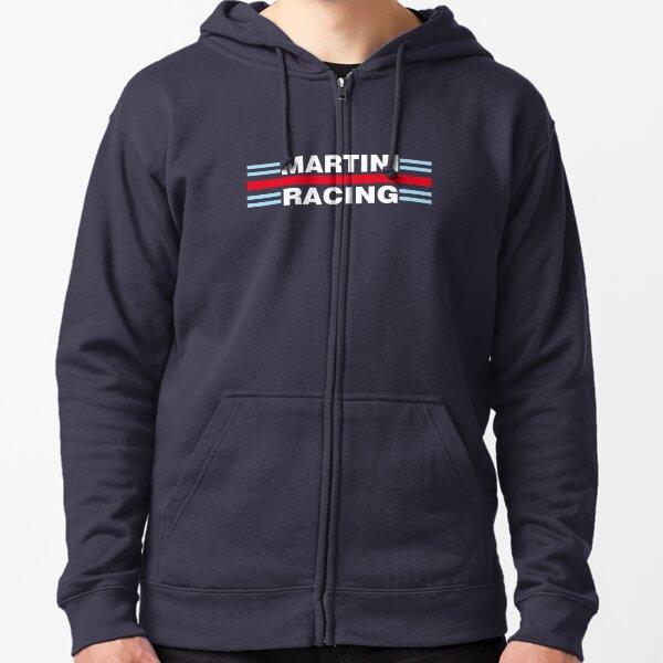 Martini Racing Zipped Hoodie