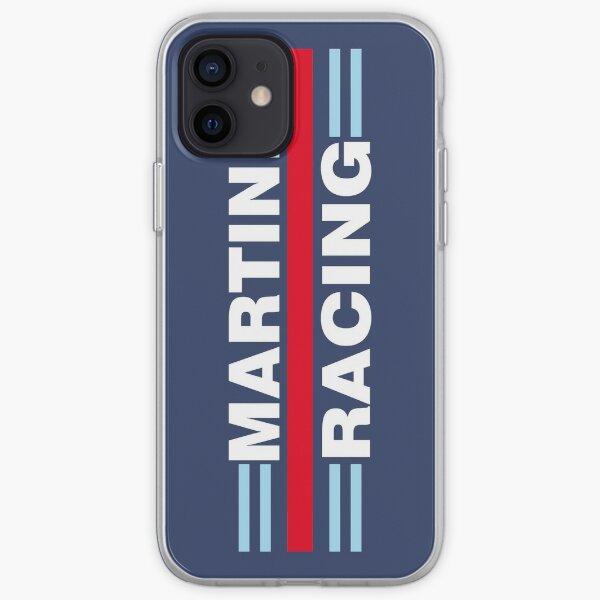 Martini Racing iPhone Soft Case