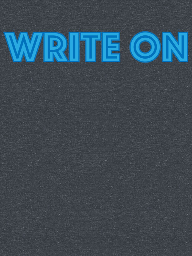 write on by wickedgloss