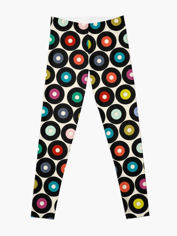 Alternate view of VINYL Leggings