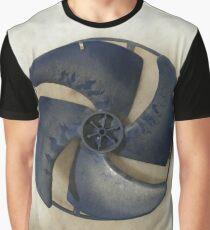 Technopunk Steempunk Graphic T-Shirt