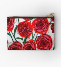 Stop and Smell the Roses Studio Pouch