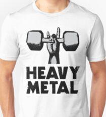 Heavy Metal Heben Unisex T-Shirt