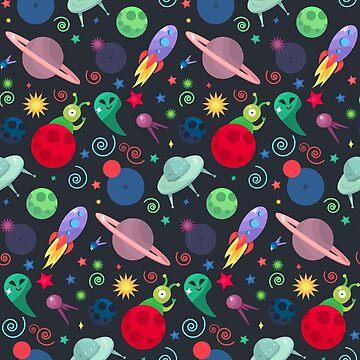 extragalactic nebula.  by 1123233212