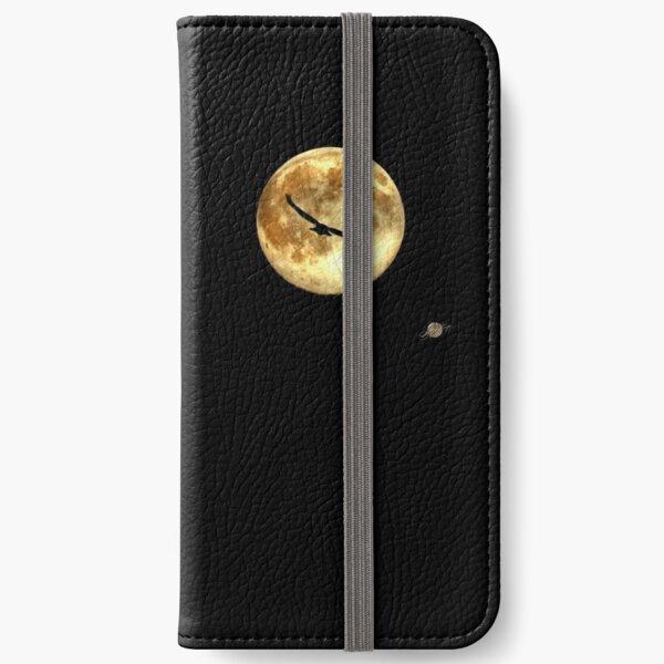 Moon iPhone Wallet