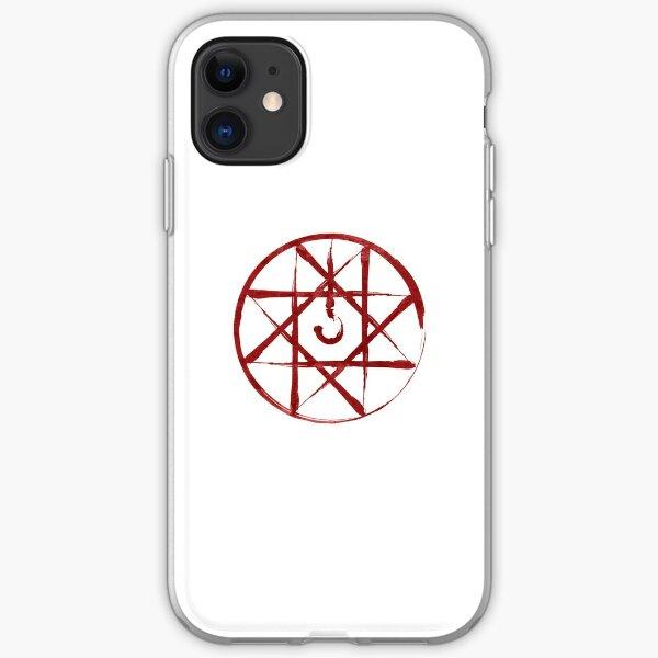Full Metal Alchemist Blood Seal iPhone Soft Case